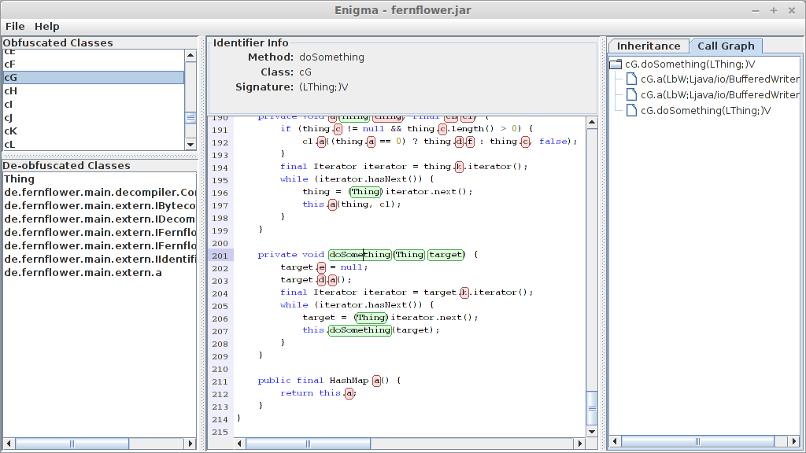 Enigma - Cuchaz Interactive