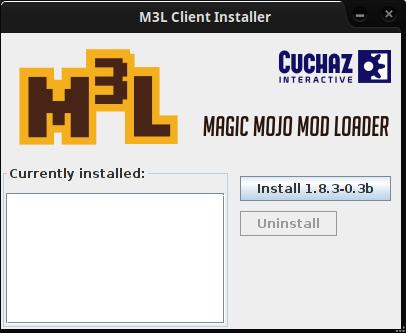 M3L - Magic Mojo Mod Loader - Cuchaz Interactive